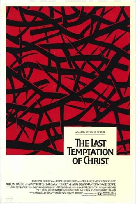 La ultima tentación de cristo