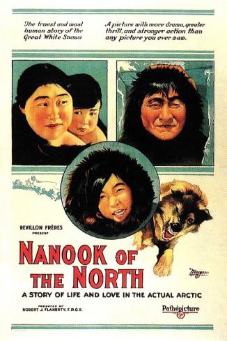 Ver Nanook el esquimal