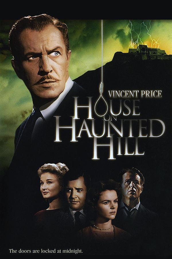 cine clásico de terror