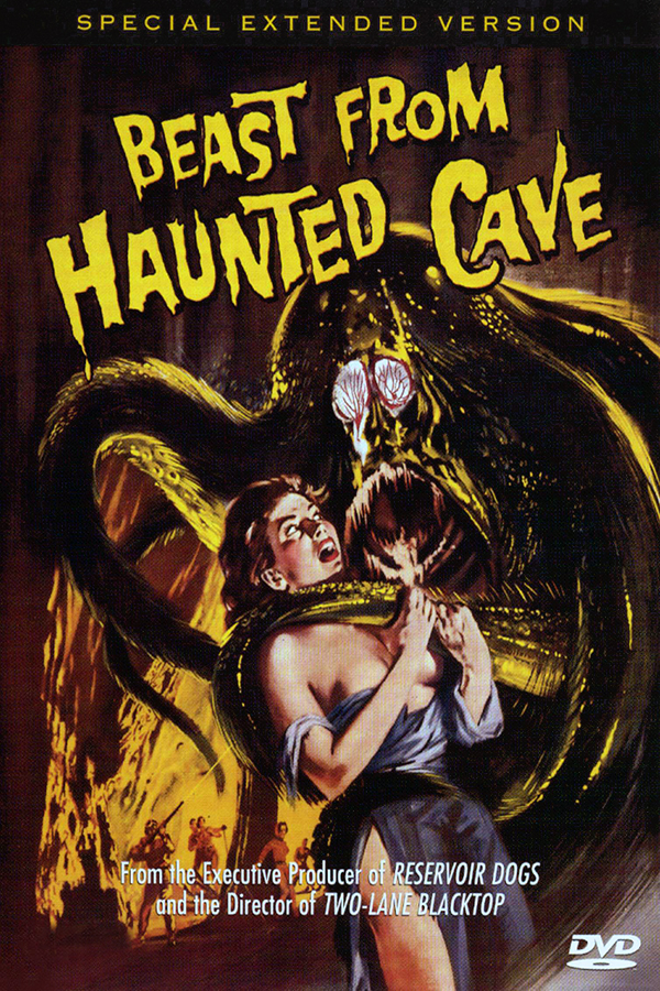 La Bestia De La Cueva Maldita (Beast from Haunted Cave) (1959)