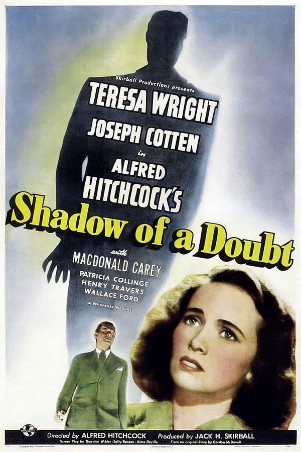 ver la sombra de una duda